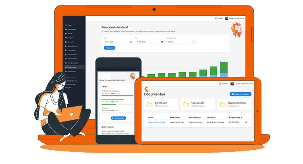 Buddee creëert een werkomgeving van nu, door alle personeelszaken te bundelen in één digitale omgeving. Zo heb je als ondernemer en medewerker altijd je personeelszaken bij de hand, bespaar je tijd en behoud je je focus.